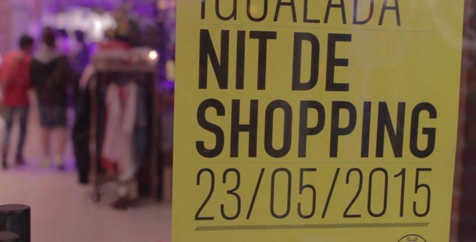 Llucià Igualada Shopping Night